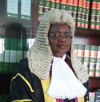 Hon. Justice Monica Bolna'an Dongban-Mensem