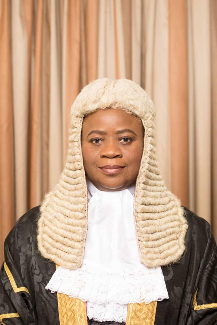 Hon. Justice Monica Mensem